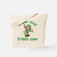 Kiss My Irish Ass Tote Bag