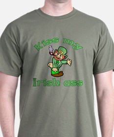 Kiss My Irish Ass T-Shirt