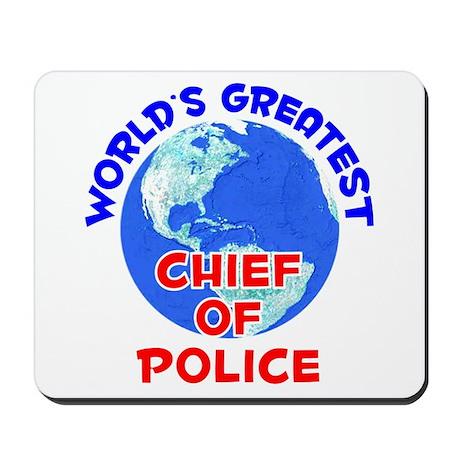 World's Greatest Chief.. (E) Mousepad