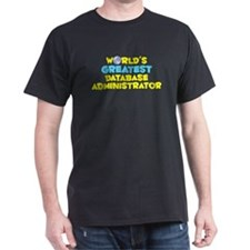 World's Greatest Datab.. (C) T-Shirt