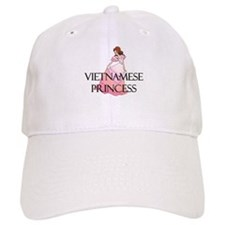 Vietnamese Princess Baseball Cap