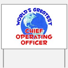 World's Greatest Chief.. (E) Yard Sign