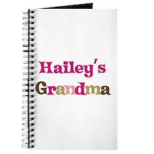 Hailey's Grandma Journal