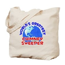 World's Greatest Chimn.. (E) Tote Bag
