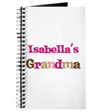 Isabella's Grandma Journal