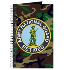National Guard Retired <BR> Reunion Journal