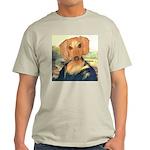 Mona Dachshund Light T-Shirt