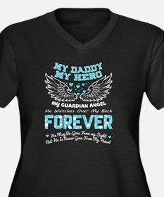 My Daddy My Hero T Shirt, My Gua Plus Size T-Shirt