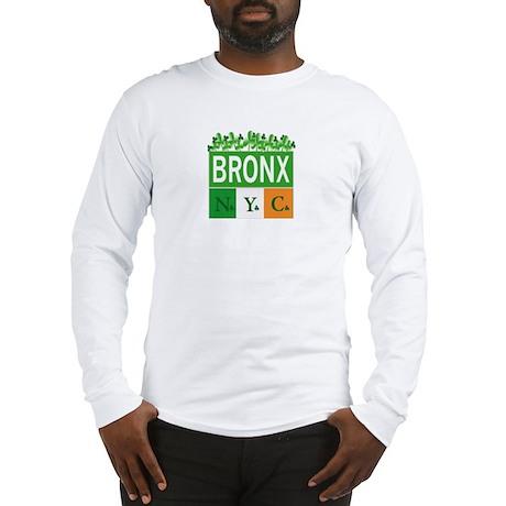 New Bronx Irish Long Sleeve T-Shirt