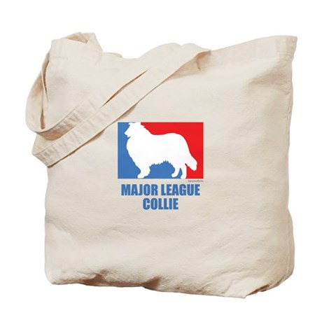 ML Collie Tote Bag