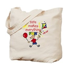 YaYa Fun Boy Tote Bag