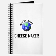 World's Coolest CHEESE MAKER Journal
