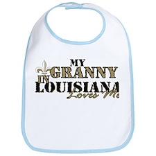 My Granny in Louisiana Bib