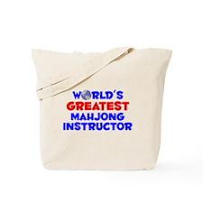 World's Greatest Mahjo.. (A) Tote Bag