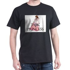 Tajik Princess T-Shirt