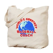 World's Greatest Baseb.. (F) Tote Bag