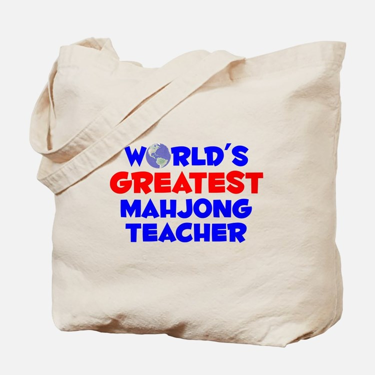 World's Greatest Mahjo.. (A) Tote Bag