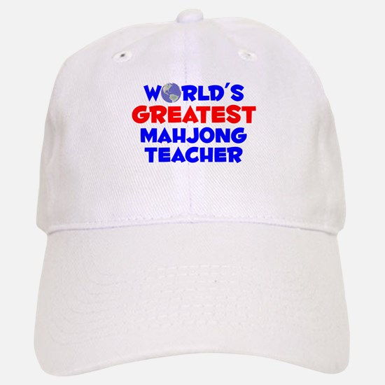 World's Greatest Mahjo.. (A) Cap
