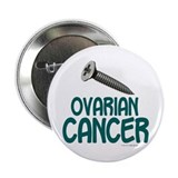 Teal cancer button 10 Pack