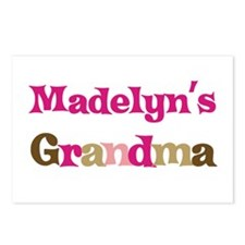 Madelyn's Grandma Postcards (Package of 8)
