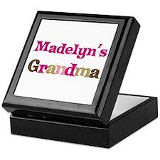 Madelyn's Grandma Keepsake Box