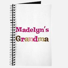 Madelyn's Grandma Journal