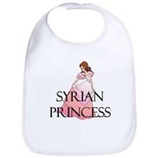 Syrian Princess Bib