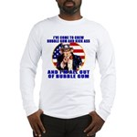Angry Uncle Sam Long Sleeve T-Shirt