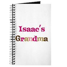 Isaac's Grandma Journal