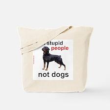 Rottweilers! Tote Bag