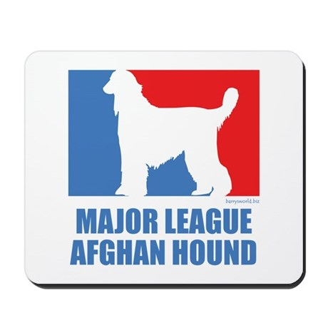 ML Afghan Mousepad