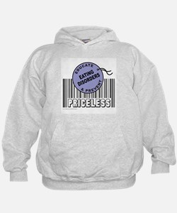 EDUCATE AND PREVENT EATING DISORDERS Hoodie