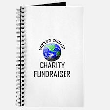 World's Coolest CHARITY FUNDRAISER Journal