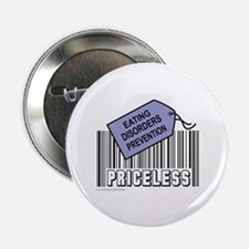 "EATING DISORDERS PREVENTION 2.25"" Button"