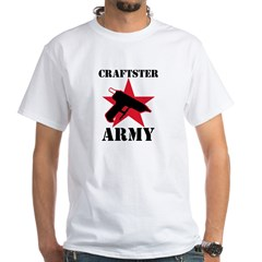 Craftster Army Shirt