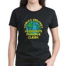 World's Greatest Accou.. (H) Tee