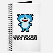 Chain Stupid People Journal