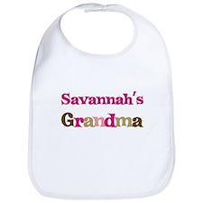 Savannah's Grandma Bib
