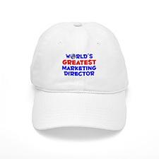 World's Greatest Marke.. (A) Baseball Cap