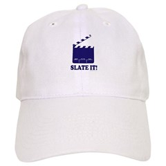 Slate It! Baseball Cap