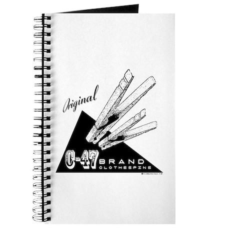 Original C-47 Brand Journal
