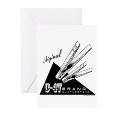 Original C-47 Brand Greeting Cards (Pk of 20)