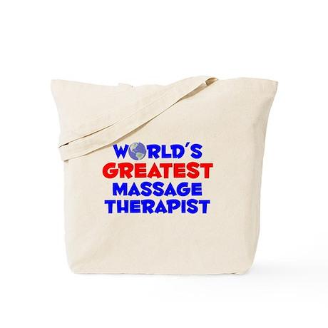 World's Greatest Massa.. (A) Tote Bag