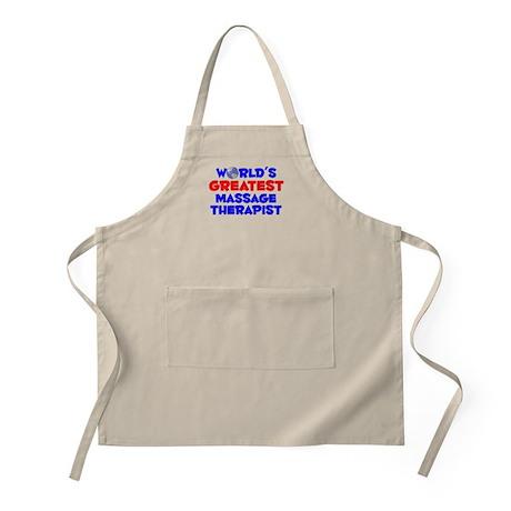 World's Greatest Massa.. (A) BBQ Apron