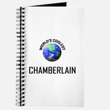 World's Coolest CHAMBERLAIN Journal