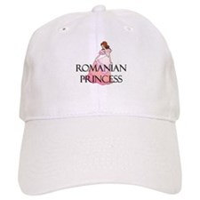 Romanian Princess Baseball Cap