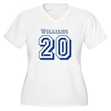 # 20 Smash Williams Jersey T-Shirt
