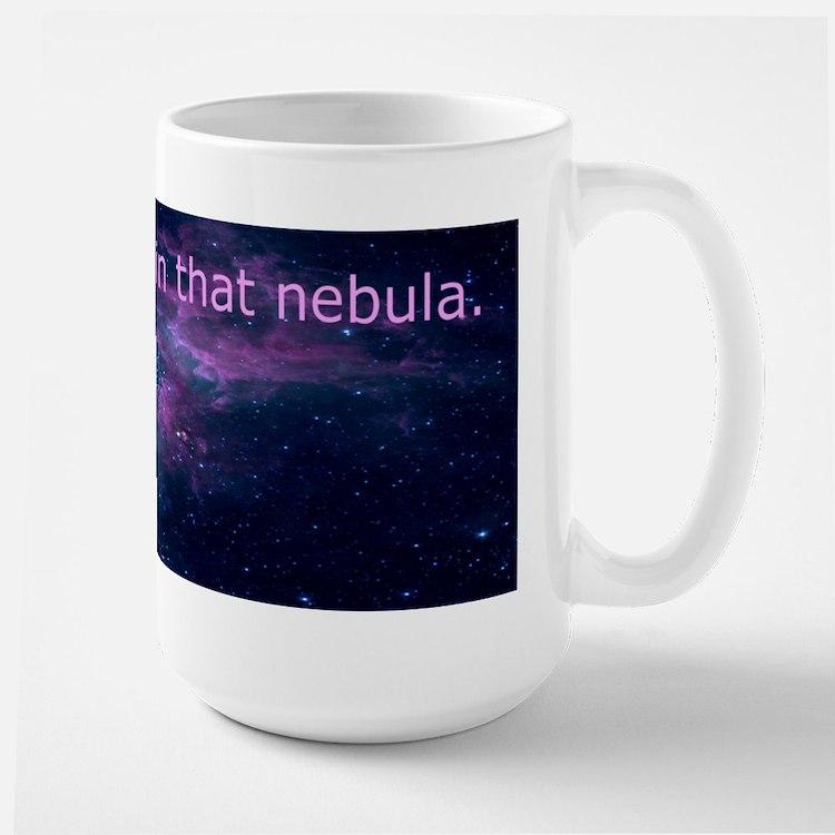 Trek quote mug