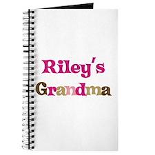 Riley's Grandma Journal