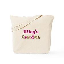 Riley's Grandma  Tote Bag
